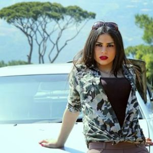 List of Top Beautiful Girls in Lebanon