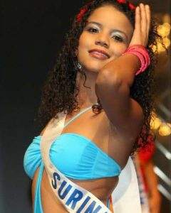 List of Beautiful Girls in Suriname