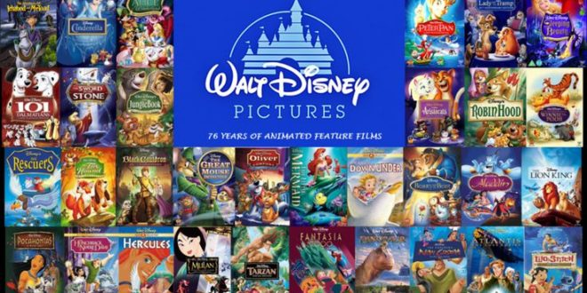 List of Best Disney movies 2016