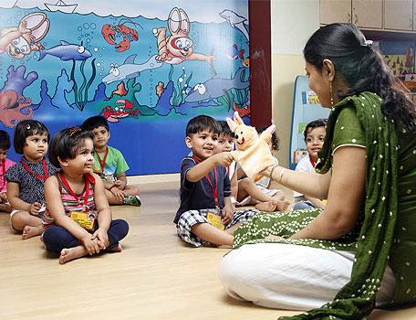 List of Top Montessori Schools in Jaipur India