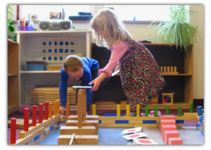 List of Top Montessori Schools in Delhi India