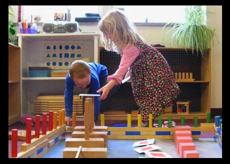List of Top Montessori Schools in Delhi India