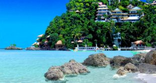 List of beautiful places in the Philippines