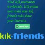 List of Beautiful US Girls KiK id