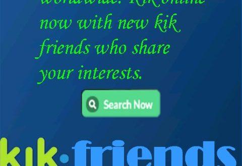 List of Top US girls KiK id