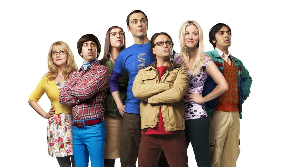 List of big bang theory episodes