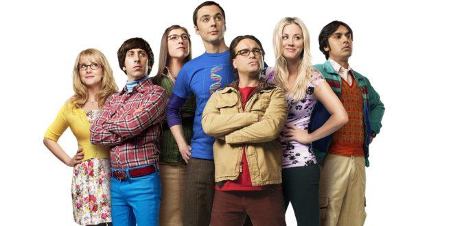 List of big bang theory episodes