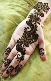List of Top Girls Mehndi Designs for Eid