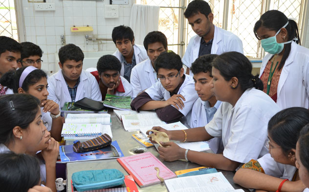 List of Top Ten Medical Colleges in India