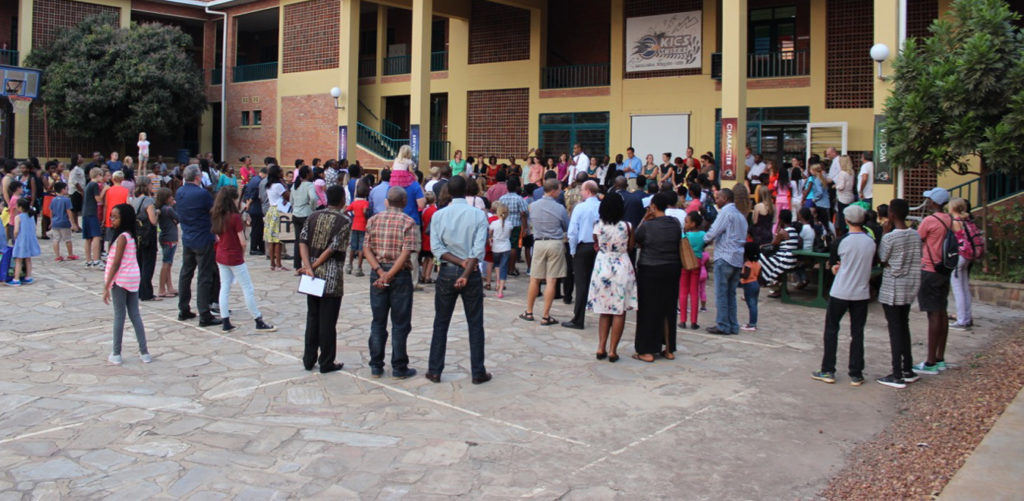 List of International Schools in Rwanda