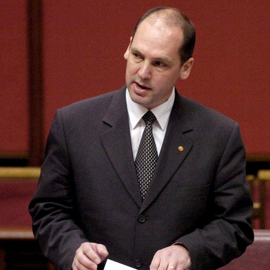 Stephen Parry President of Australia