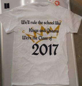 Class of 2017 slogans List