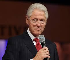Bill Clinton President of Pakistan