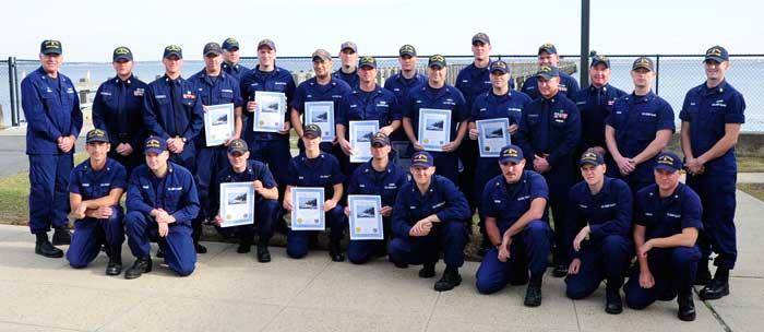 Coast guard a school list PDF