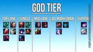 God Tier lol