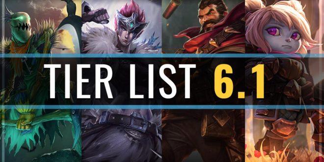 League of Legends Tier List