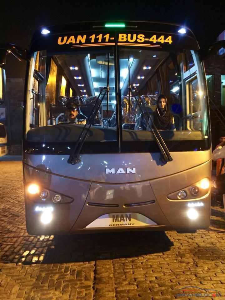 List of Best Buses for Travel in Pakistan