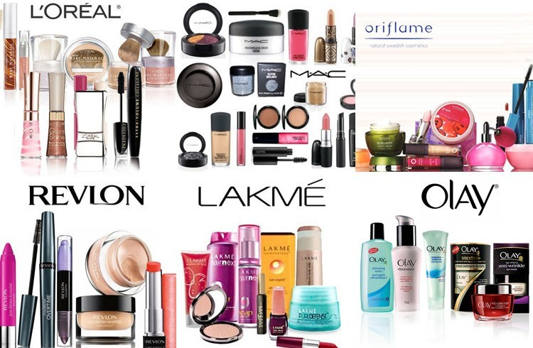 List of Best Selling Cosmetic Brand