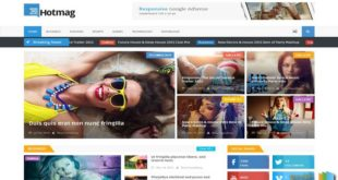 List of Blogger SEO Responsive Templates 2016