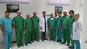 List of Medical Universities in AZERBAIJAN