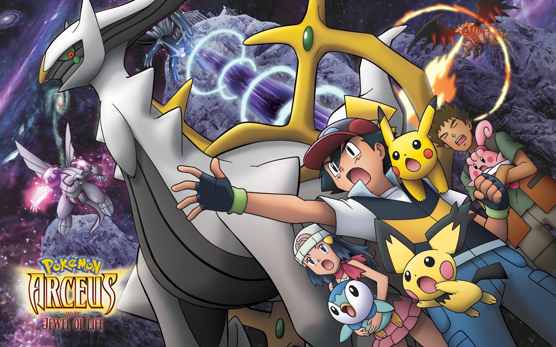 list of pokemon movies