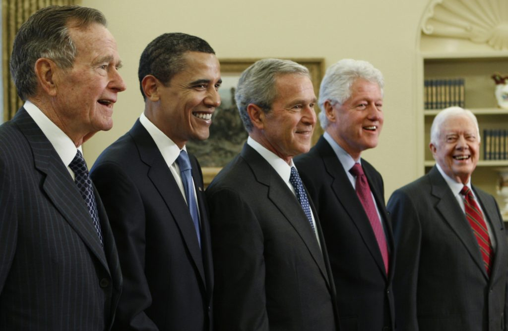 List of Presidents of Countries