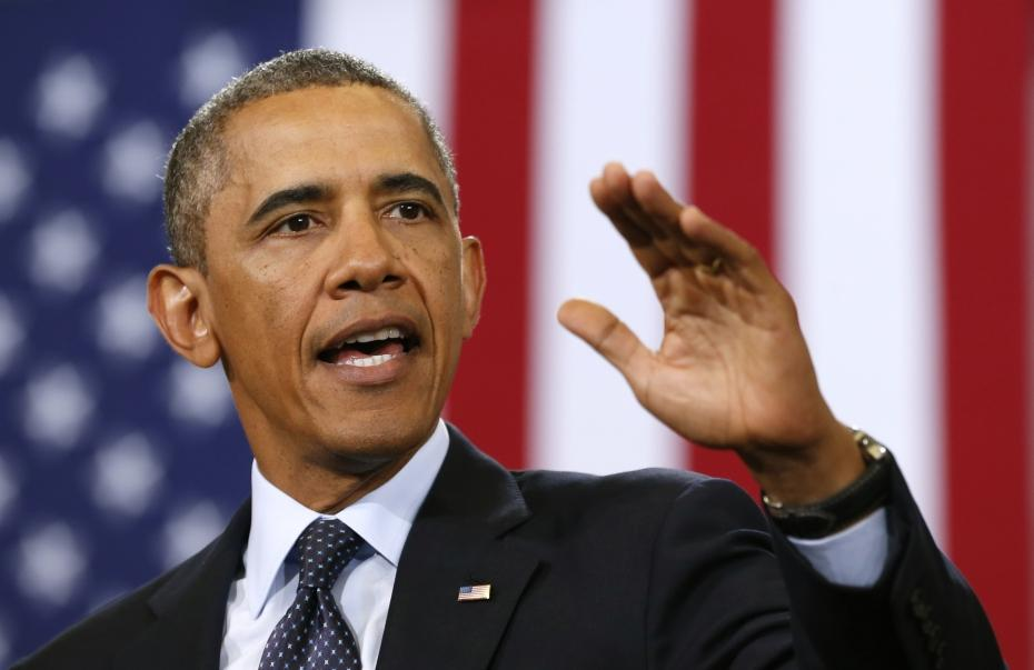 Barack Obama President of USA