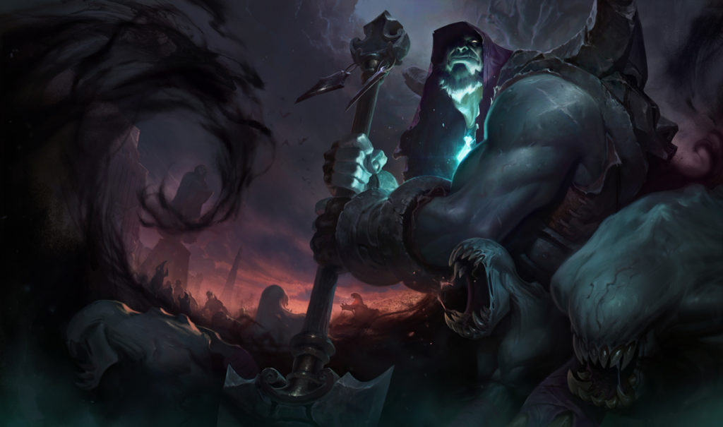 yorick jungle