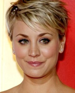 Popular Pixie Haircut