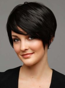 Easy Pixie Haircut