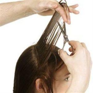 Freehand Hair Cutting