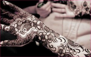 List of Arabic Mehndi Designs 2016