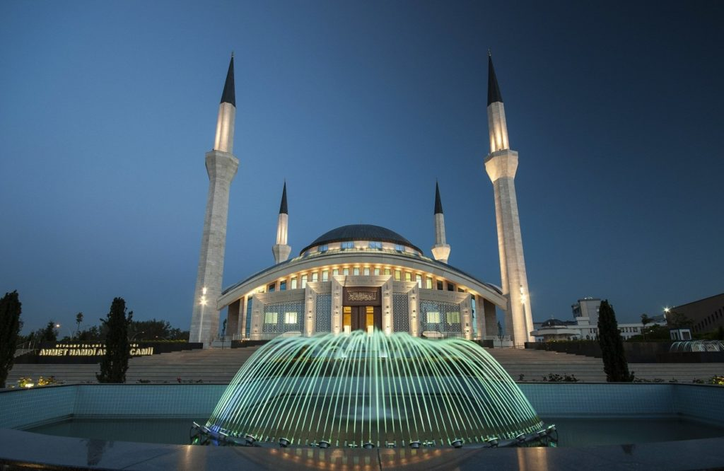 Beautiful places in Turkey 2017