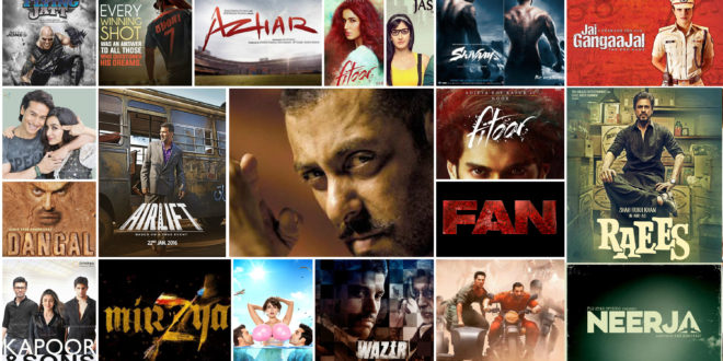 List of Bollywood Movies in Tamil Dubbed 2016