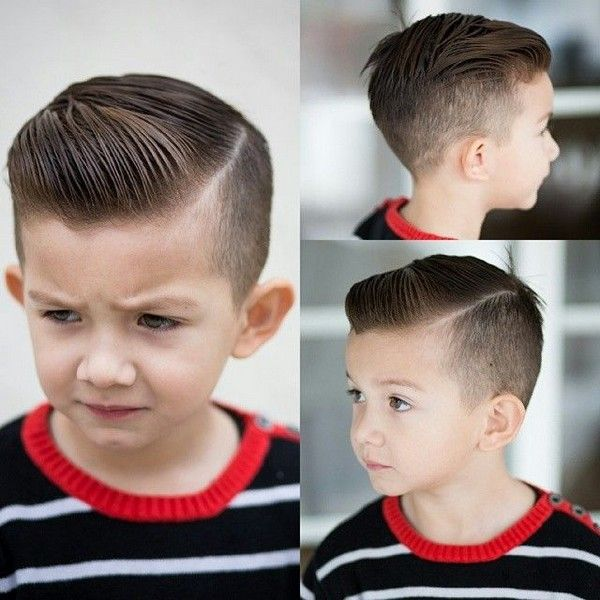 Business Class Kids Hair Cutting