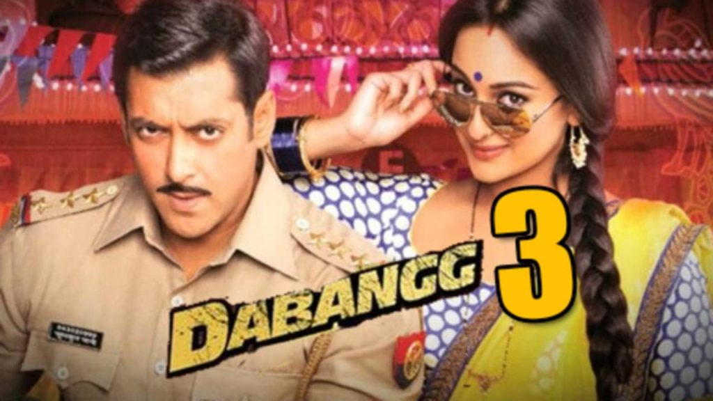 dabangg 3 salman khan upcoming movie
