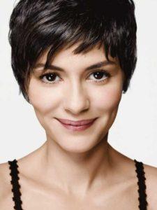 Trendy Short Haircutting