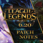League of Legends Patch notes 6.20