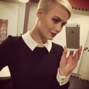 Shaved Pixie Haircut for Fine Hair