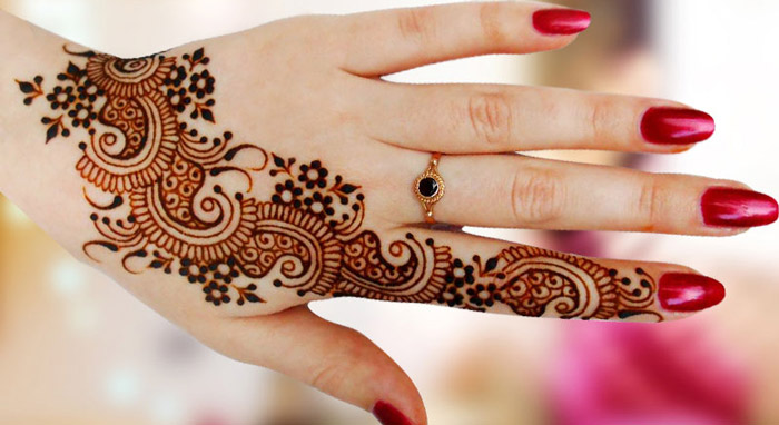 List Of Latest Mehndi Designs with Pictures 2017