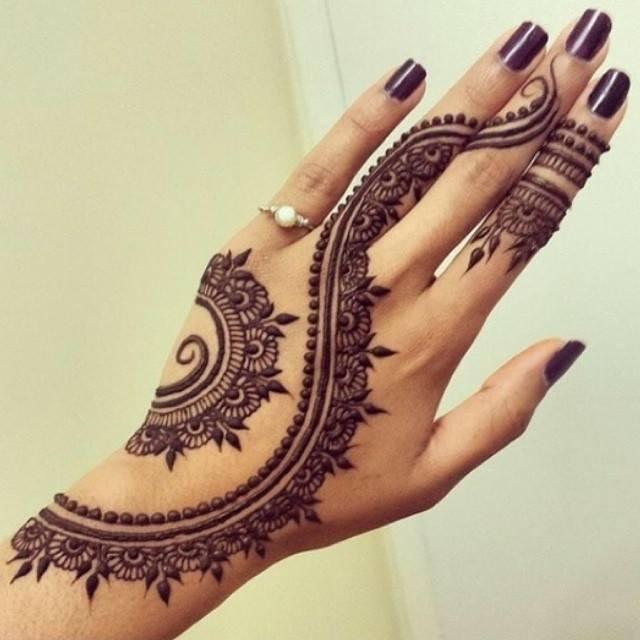 Online Mehndi Designs