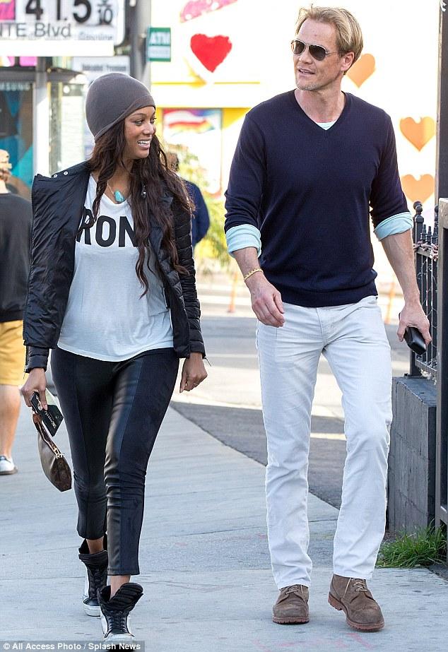 Tyra Banks Boyfriend
