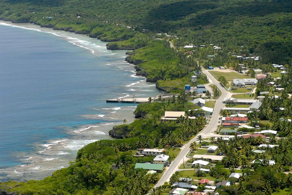 "Wallis and Futuna Islands Start with ""W"""