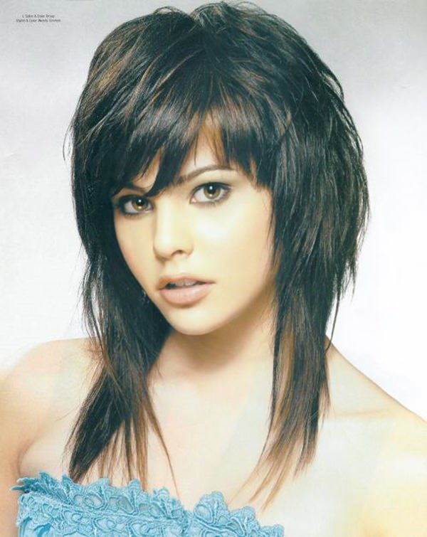 List Of Girls Hair Cutting Names With Picture - Girl hairstyle names