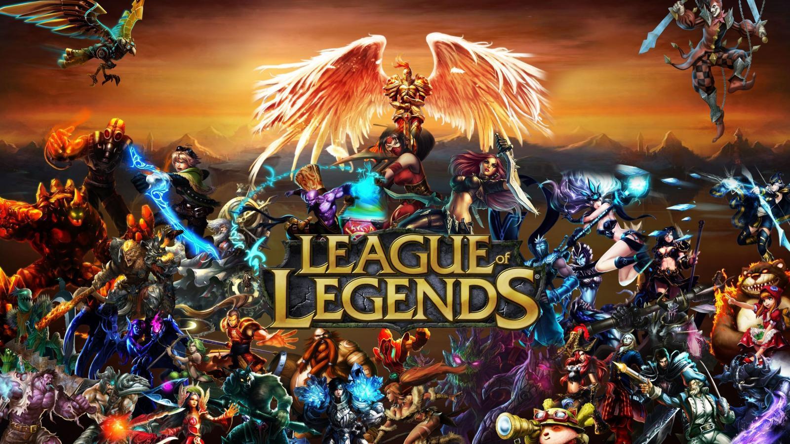 Download league of legends 2017