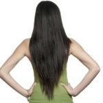 V Shape hair cut
