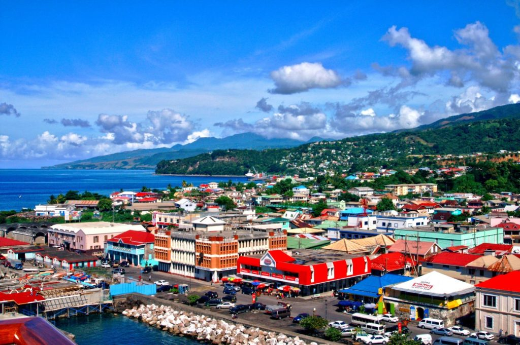 Dominica Start with D