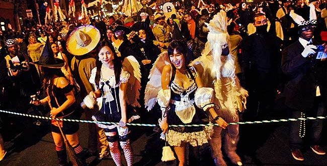 List of Halloween 2016 Events in US