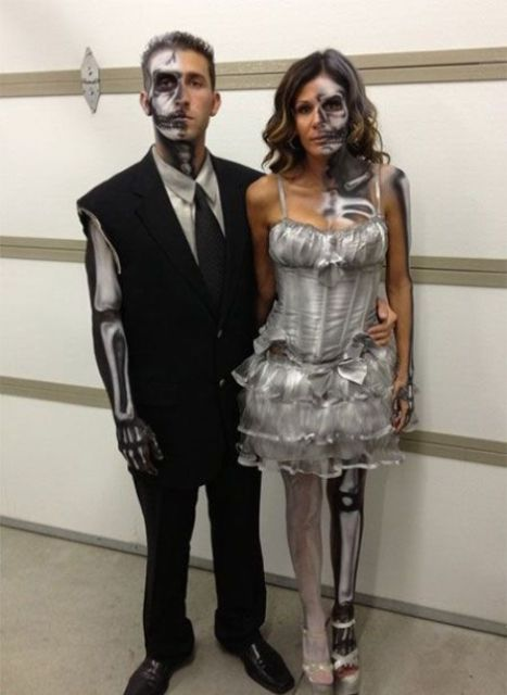 Halloween 2016 Couples costumes