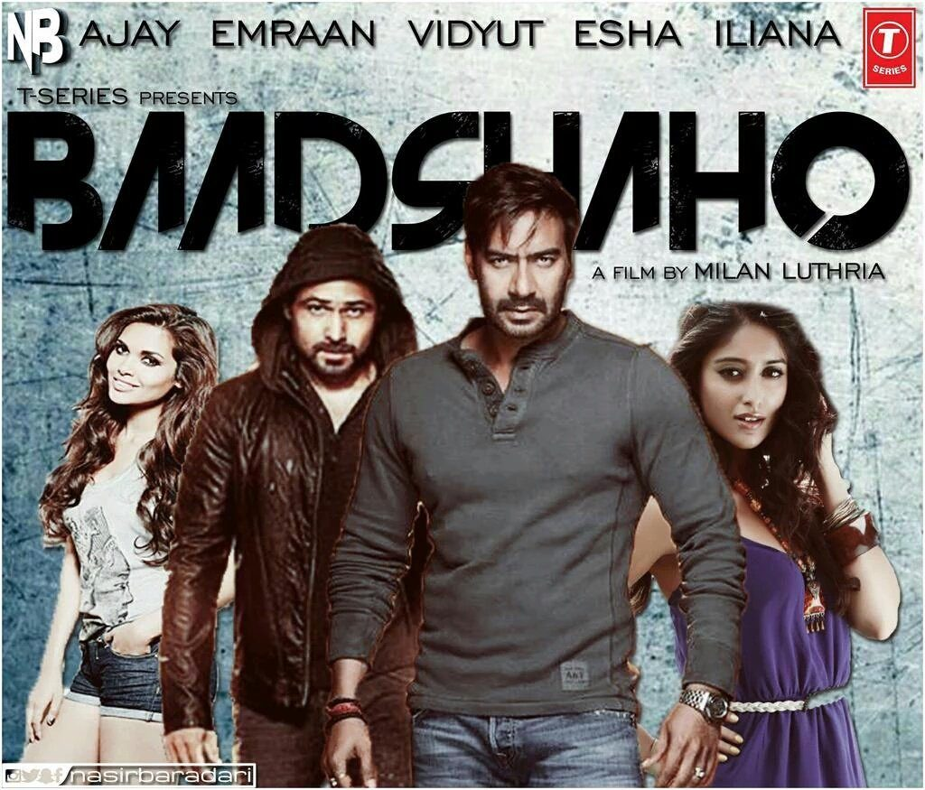 Baadshaho Movie Ajay 2017